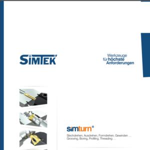 SIMTEK - narzędzia do kanałków